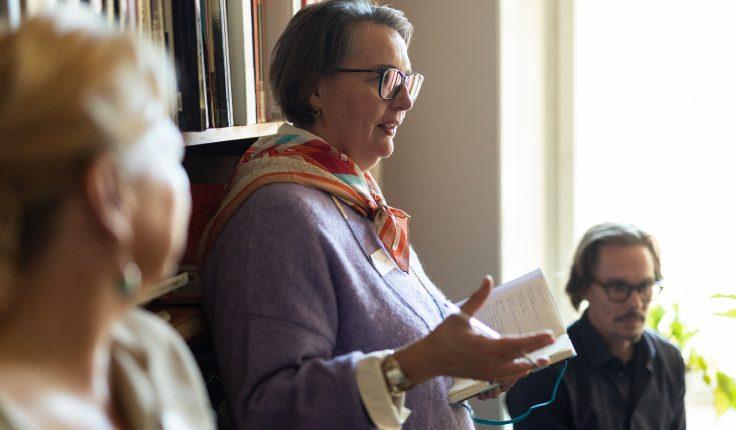 A&DO:n  Leena Svinhufvud: Arkkitehtuuri ja muotoilu ristipölyttävät toisiaan